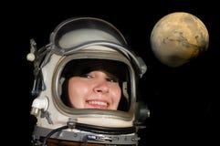 Marte imagem de stock
