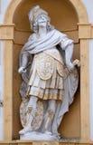 Marte, dios de la guerra romano Foto de archivo libre de regalías