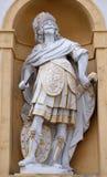 Marte, dios de la guerra romano Foto de archivo