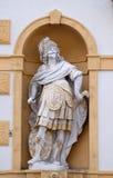 Marte, dios de la guerra romano Imagen de archivo libre de regalías