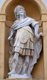 Marte, dios de la guerra romano Imagen de archivo