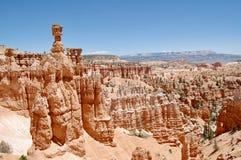 Marteau Bryce Canyon National Park Utah du ` s de Thor Images libres de droits