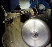 Marteaux de carillon et en bronze en laiton Images stock