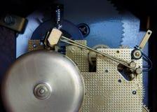 Marteaux de carillon et en bronze en laiton Image libre de droits