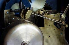 Marteaux de carillon et en bronze en laiton Photo libre de droits