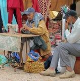 Martedì Souk in Azrou, Marocco immagini stock