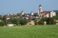 Martel , France. Martel , stone village with seven towers  in region Quercy, France Royalty Free Stock Photos