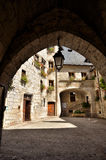 Martel is a small medieval town in the Lot region in France Stock Photography