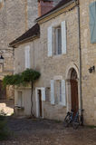 Martel is a small medieval town in the Lot region in France Royalty Free Stock Images