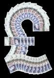 Martela o símbolo Fotografia de Stock Royalty Free