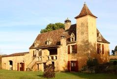 martelet μερών du Γαλλία maison milhac Στοκ Εικόνες