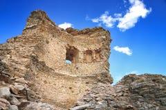 Martello塔,圣Florent,可西嘉岛 库存图片
