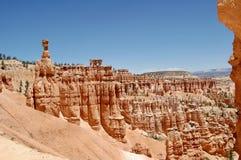 Martello Bryce Canyon National Park Utah del ` s di Thor fotografia stock libera da diritti