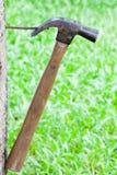 Martello di legno Fotografia Stock Libera da Diritti