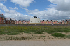 Martello torn på Felixstowe Arkivfoton