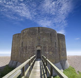 Martello tower Royalty Free Stock Photo