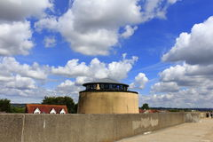Martello Tower Dymchurch Kent England Royalty Free Stock Image