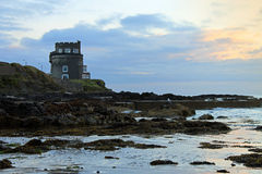 Martello Tower Portmarnock Stock Photos