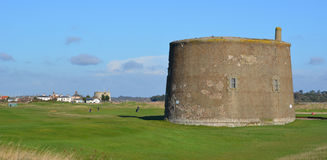 Martello Towers Felixstowe Ferry Stock Photography