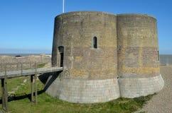 Martello-Turm Aldeburgh Stockfotos