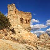 Martello wierza, St Florent, Corsica Zdjęcia Royalty Free