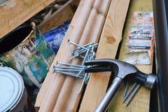 Lets faz alguma construção. foto de stock royalty free