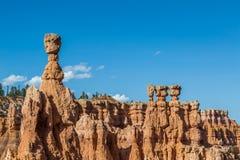 Martelo do ` s do Thor, Bryce Canyon Foto de Stock