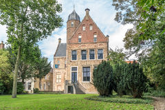 Martena museum i Franeker, Friesland, Nederländerna Royaltyfria Bilder