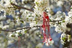 Традиция болгарина Martenitsa Стоковое Изображение