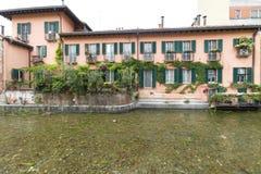 Martesana (Milan) Photo stock