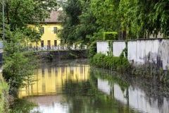 Martesana (Milan) Photographie stock libre de droits