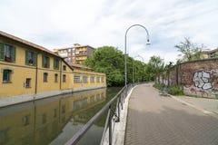 Martesana (Milan) Stock Images