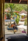 Martha Brae, Jamajka obraz stock
