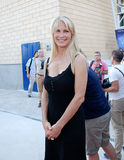 Martha De Laurentiis al Giffoni Film Festival 2011 Royaltyfri Fotografi