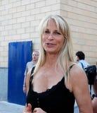 Martha De Laurentiis al Giffoni Film Festival 2011 Lizenzfreies Stockbild