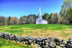 Martha Mary Chapel in Sudbury Massachusetts Royalty Free Stock Photography