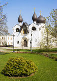 Martha and Mary Convent in Moscow, Russia Stock Photography
