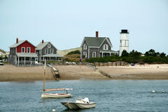 Martha's Vineyard. Cape Cod Landscape royalty free stock photos