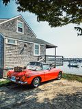 Martha s Vineyard Royalty Free Stock Photography