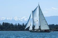 Martha, Schooner Replica from Port Townsend, Washington State