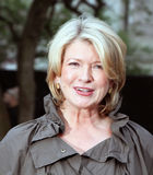 Martha Stewart Fotos de Stock