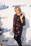 Martha Stewart. LOS ANGELES, CA - MARCH 14, 2015: Martha Stewart at the Comedy Central Roast of Justin Bieber at Sony Studios, Culver City Stock Images