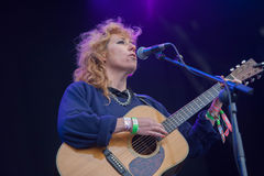 Martha Wainwright Royaltyfri Foto