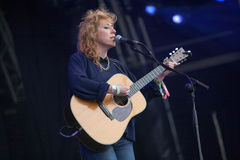 Martha Wainwright (2) Royaltyfri Foto