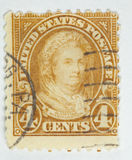 Martha Washington Stamp 1922 Royalty Free Stock Photography