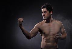 Martial art Stock Photography