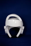 Martial art head guard Stock Photos