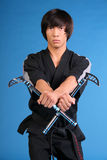 Martial Artist Stock Images