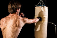 Martial Artist Stock Photo