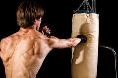 Martial Artist Stock Photo